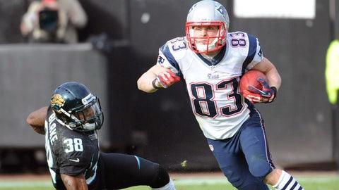 Wes Welker, WR, Patriots/4 other teams (2004-15)