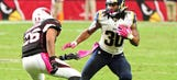Cardinals in control of NFC West but don't sleep on the Rams