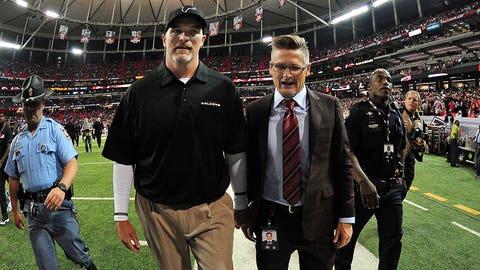 Coach of the Year: Atlanta's Dan Quinn