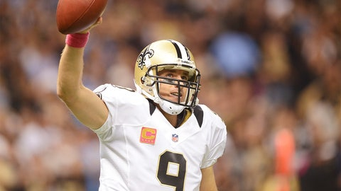 New Orleans Saints vs. San Diego Chargers - Oct. 7, 2012