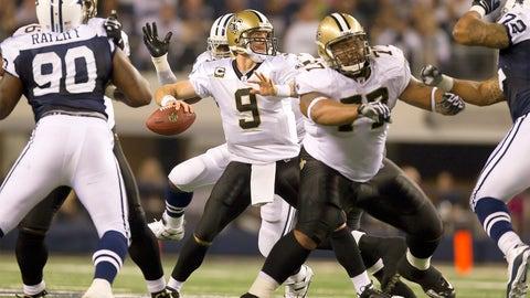 New Orleans Saints vs. Dallas Cowboys - Nov. 25, 2010
