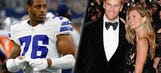 Cowboys' Greg Hardy makes bizarre comment about Tom Brady's wife Gisele