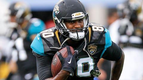Jacksonville Jaguars: Julius Thomas, TE
