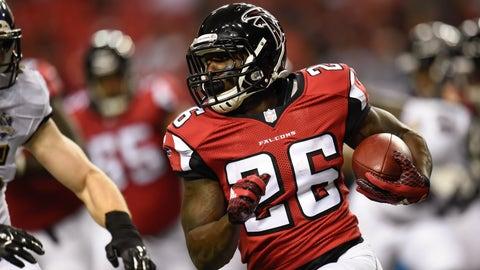 Atlanta Falcons -- Tevin Coleman (RB)