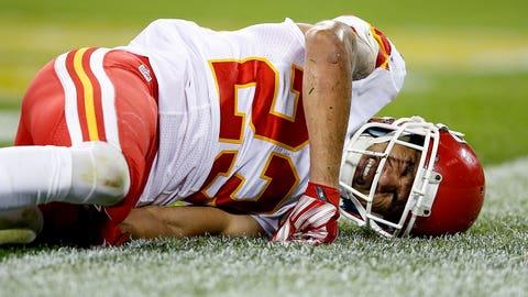 Kansas City Chiefs: Cornerback