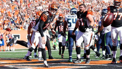 Big Red Ward: Andy Dalton