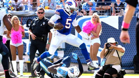 Bill of Goods Award: Tyrod Taylor