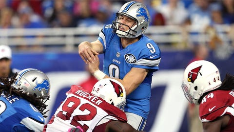 Jay Cutler Award: Matthew Stafford