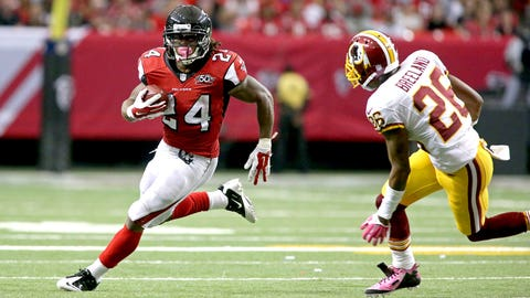 Officially a Fantasy Stud Award: Devonta Freeman