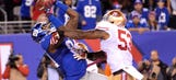 Giants' Larry Donnell on neck injury: 'I'll be back soon'