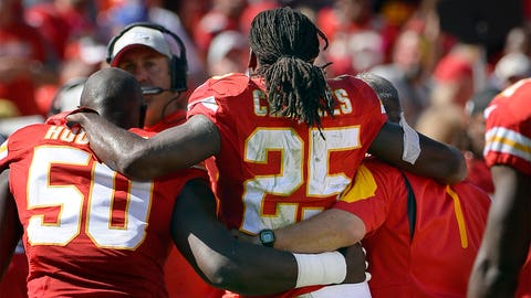 Kansas City crumbles without Jamaal Charles