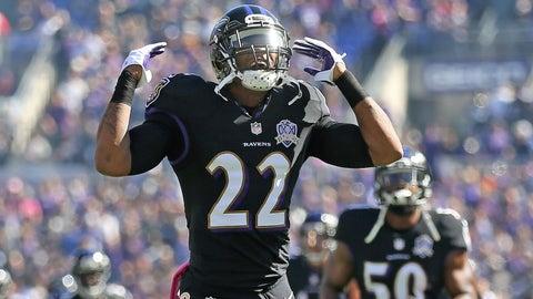 Jimmy Smith, Baltimore Ravens