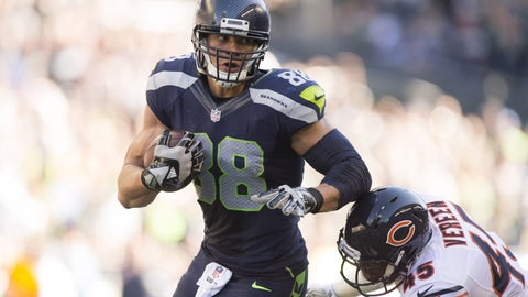 Jimmy Graham, Seattle Seahawks
