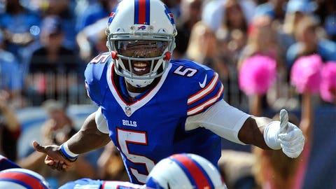 4: Buffalo quarterback Tyrod Taylor