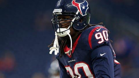 9. Houston outside linebacker Jadeveon Clowney