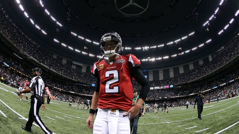 Falcons QB Matt Ryan