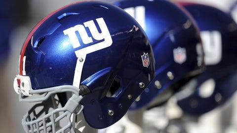 New York Giants, $3.1 billion