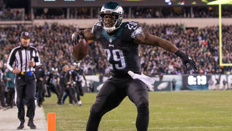 DeMarco Murray eclipses the 100-yard mark