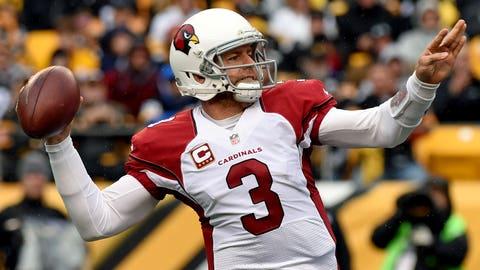 Cardinals QB Carson Palmer