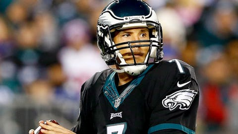 Eagles QB Sam Bradford