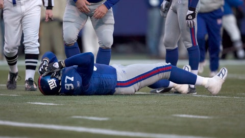2004 New York Giants