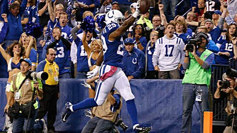 4: Indianapolis safety Mike Adams