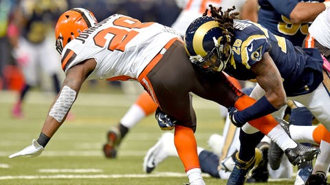 8. Rams-Browns: 2,000/1