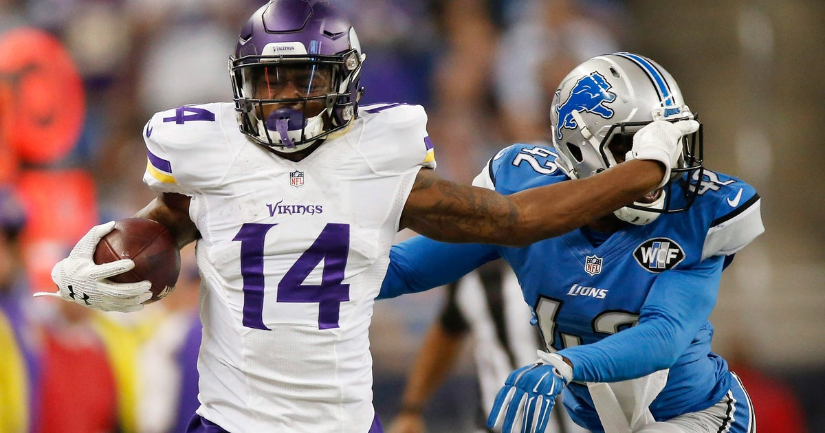 Watch Stefon Diggs First Career Touchdown Was A Diving