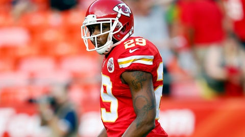 Eric Berry's statement game after return from cancer