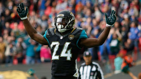 T.J. Yeldon, RB, Jaguars (ankle): Active