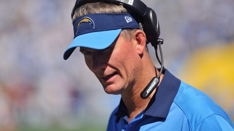 San Diego Chargers (4-12): F