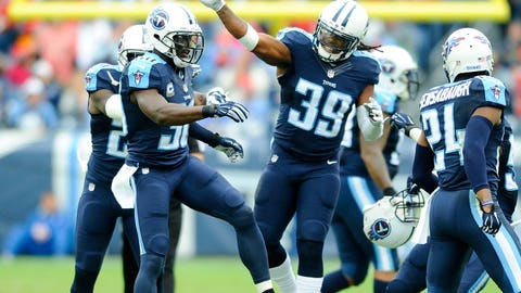 Tennessee Titans -- Secondary