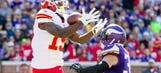 Jeremy Maclin (concussion) back on the Chiefs' practice field