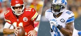 Live from London: Chiefs and Lions try to turn seasons around