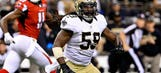 Saints have been a different team when Dannell Ellerbe is healthy