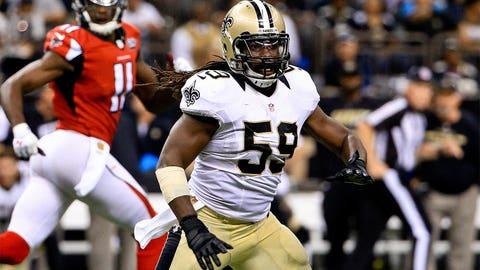 New Orleans Saints: Linebacker