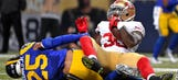 Tomsula accepts blame for leaving 49ers' backfield short-handed