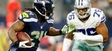 Cowboys' run defense limits Marshawn Lynch and the Seahawks
