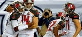 Jameis Winston works his rookie magic in overtime win against Falcons