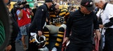Report: Steelers 'optimistic' Le'Veon Bell avoided ACL injury