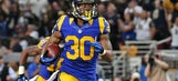 WATCH: Rams' Gurley puts on a show in record-breaking performance