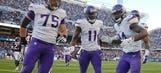 Vikings rookie WR Stefon Diggs explains his touchdown celebration