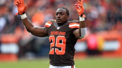 Baltimore Ravens at Cleveland Browns, 1 p.m. CBS (705)