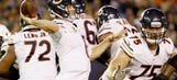 Bears OC Gase names three ways Jay Cutler has improved this year