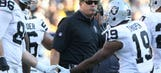 Jack Del Rio wishes he could've changed one call from the Raiders' loss