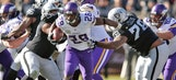 Adrian Peterson explodes for sixth-career 200-yard game in Vikings' win