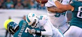 Week 11 injury roundup: Bradford hurt in Eagles' loss to Dolphins