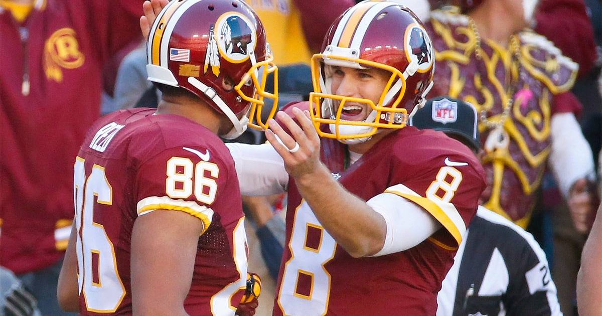 Redskins Fans Chant Their New Battle Cry You Like That