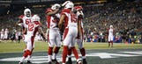 Cardinals move ahead three games in NFC West with wild win in Seattle