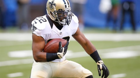 Mark Ingram, RB, Saints